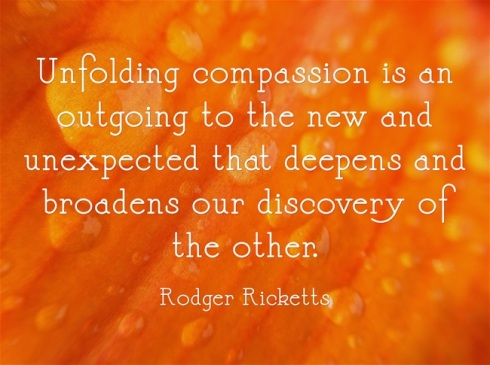 Unfolding-compassion-is